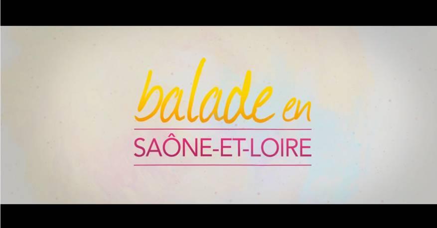 Balade en Saône-et-Loire