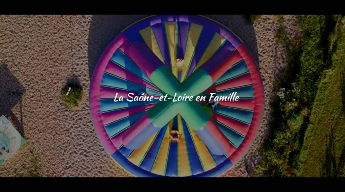 La Saône-et-Loire en Famille
