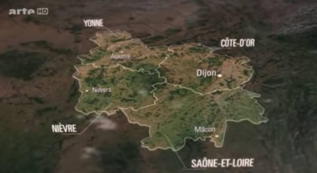 Douces Frances - En Bourgogne